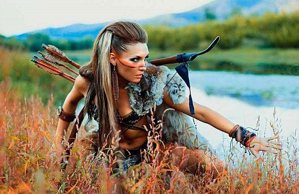 Как могут женщины охотиться на мужчин?