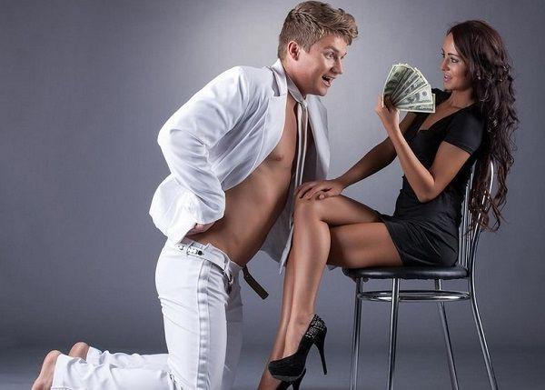 Любимого необходимо содержать: бизнесвумен торговала запрещенкой, чтобы содержать альфонса
