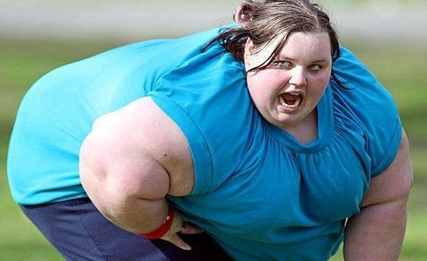 Моя жена обабилась: при росте 180 вес 120 – что  с ней делать?