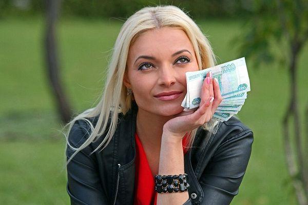 Когда жена крысит деньги мужа, явно готовится к побегу?