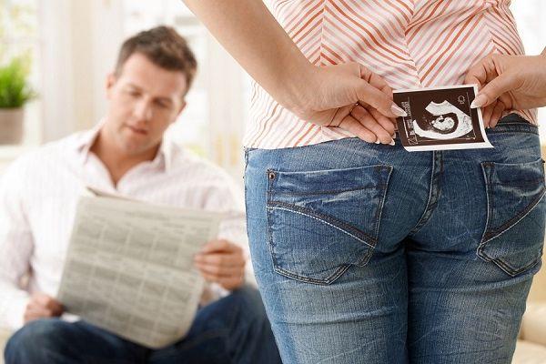 Забеременела назло мужу