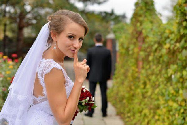 Невеста оказалась неблагонадежной, и ранее злоупотребляла сменой ухажеров
