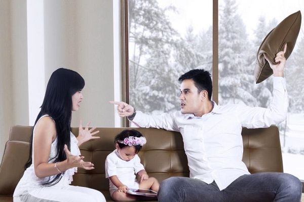 Как вычислить вероятность развода в самом начале отношений?