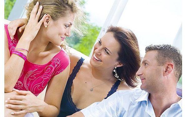 Что делать, муж намекает на тройничок с подругой жены
