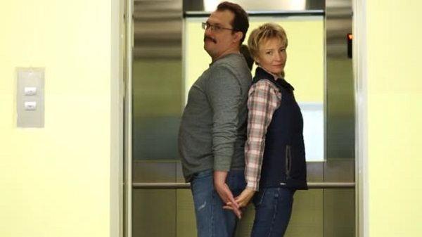 Мы застряли в лифте, и понеслось