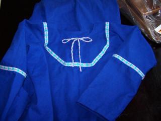 Isley's dress