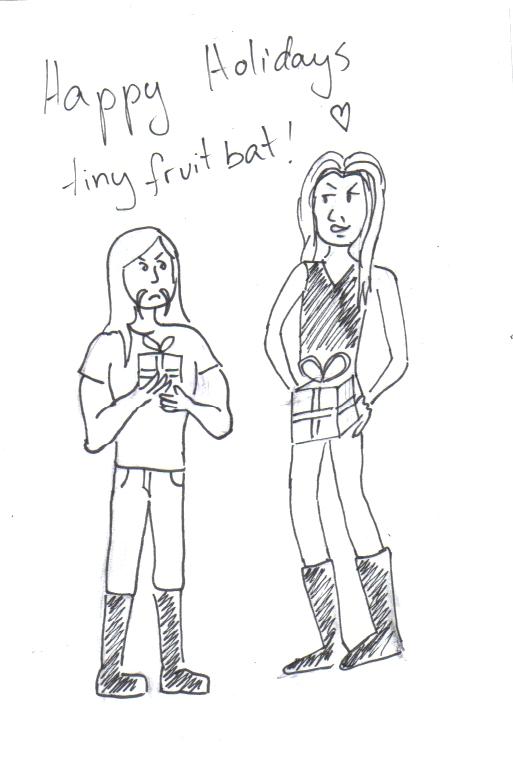 fruitbatxmas