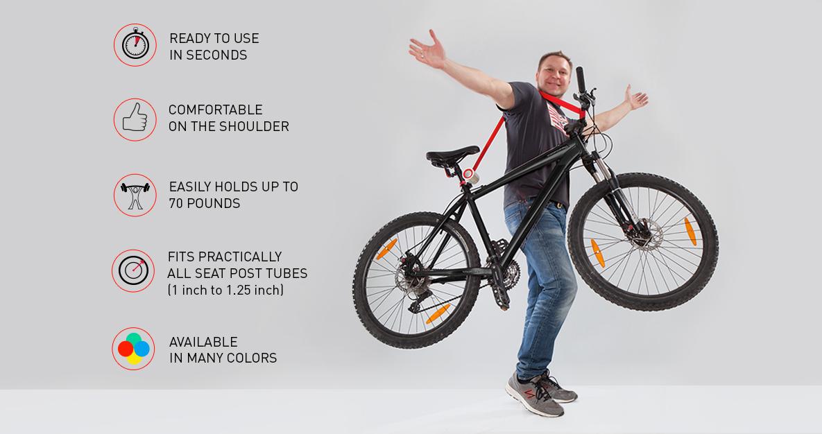 Bike Lift&Carry 2