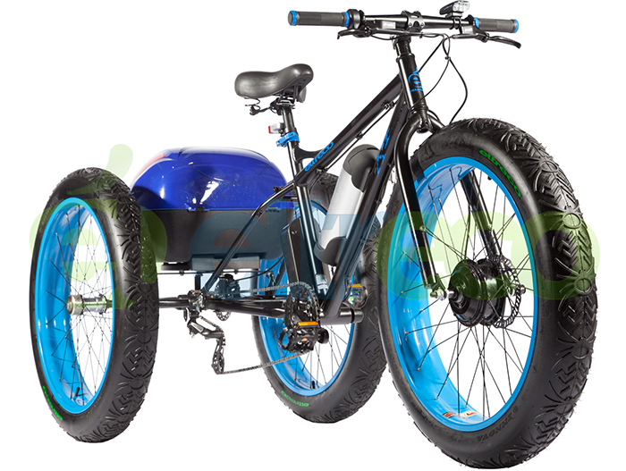 Eltreco Fat Bike 500W