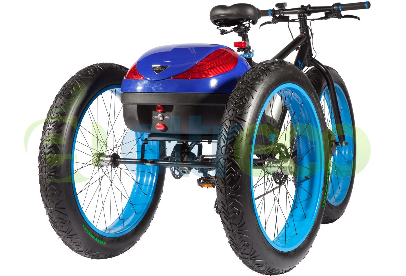 Eltreco Fat Bike 500W 2