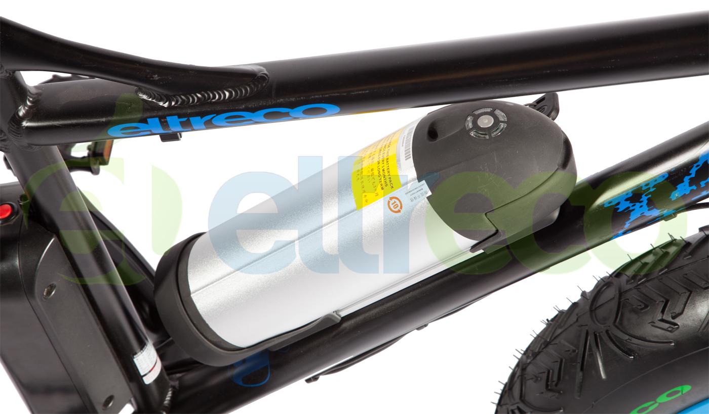 Eltreco Fat Bike 500W 4