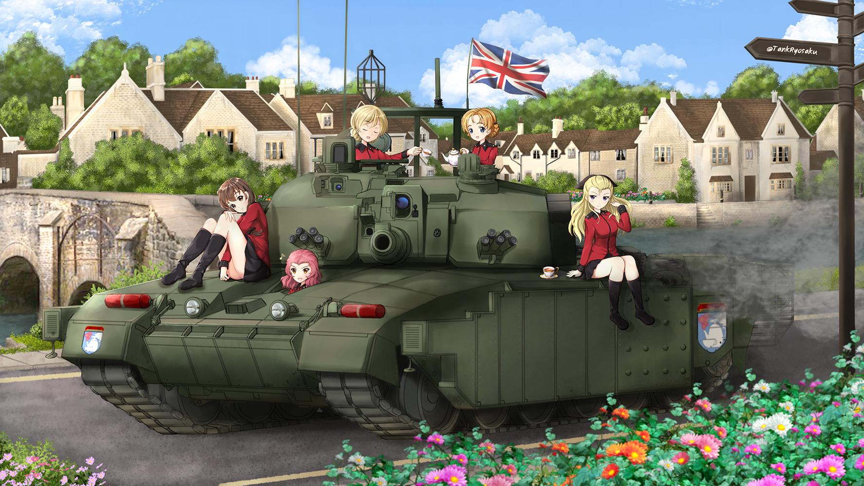 картинка про илюху и танки равнодушно относится кино