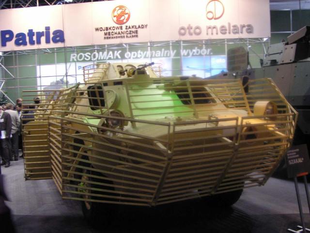 На выставке Eurosatory-2014 в Париже Украина представила БТР с бельгийской пушкой - Цензор.НЕТ 57