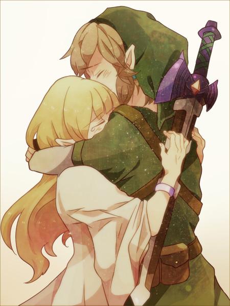Link-and-Zelda-the-legend-of-zelda-32058033-1000-1333