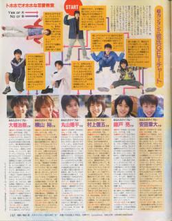 Duet 199904 Kansai Juniors 3