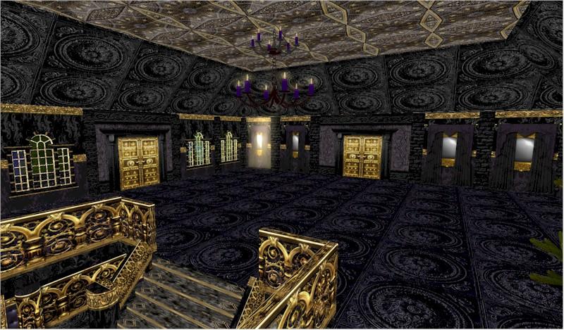 EbE The Royal Goth Mansion - Ballroom