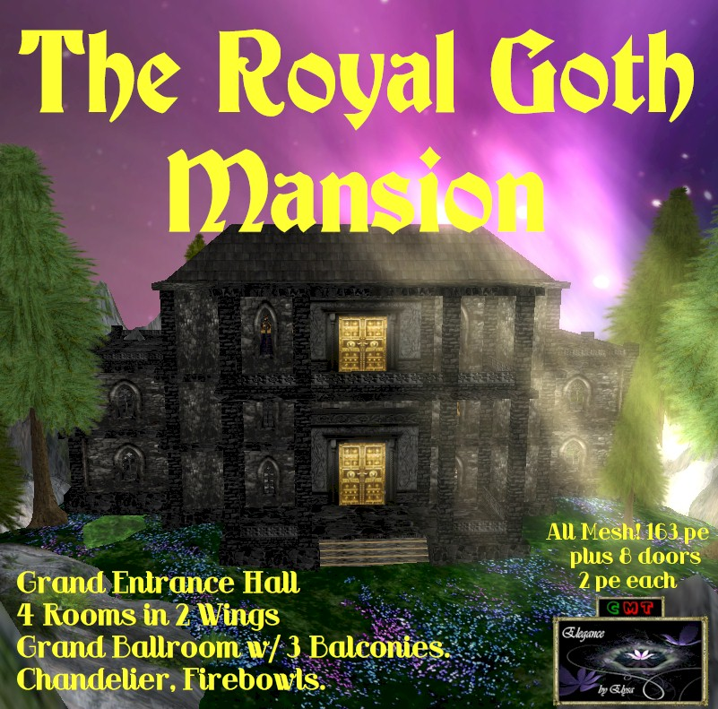 EbE The Royal Goth Mansion ADc