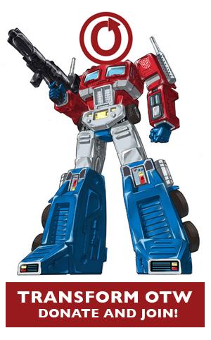 Transform OTW (Autobots edition)