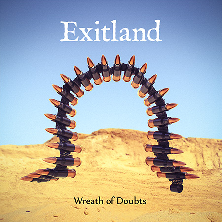 Cover Exitland Wreath of Doubts
