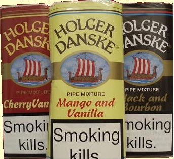 табак для трубки Holger Danske