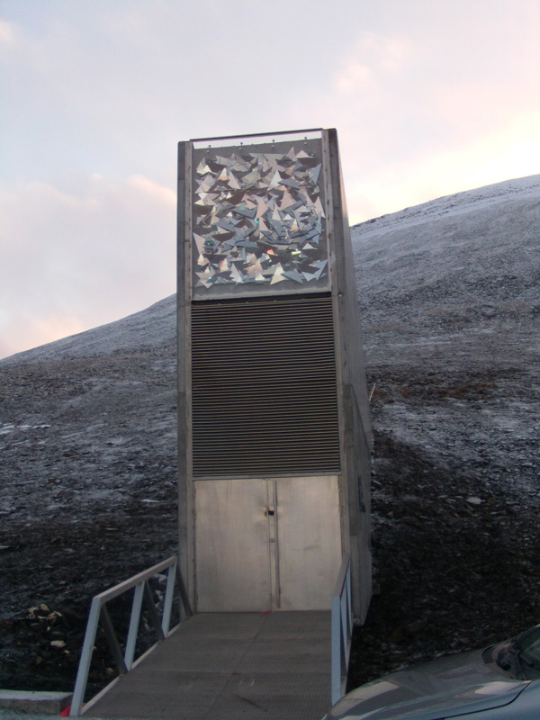 Longyearbyen Seed Vault