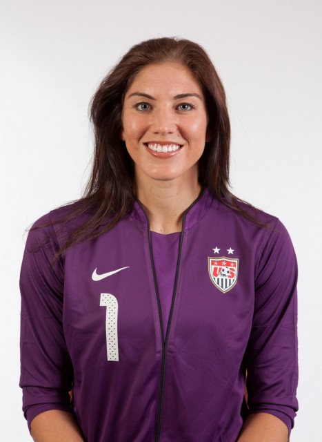 Us Womens Soccer Goalie Hope Solo To Pose Nude - Oh No They Didnt-7298