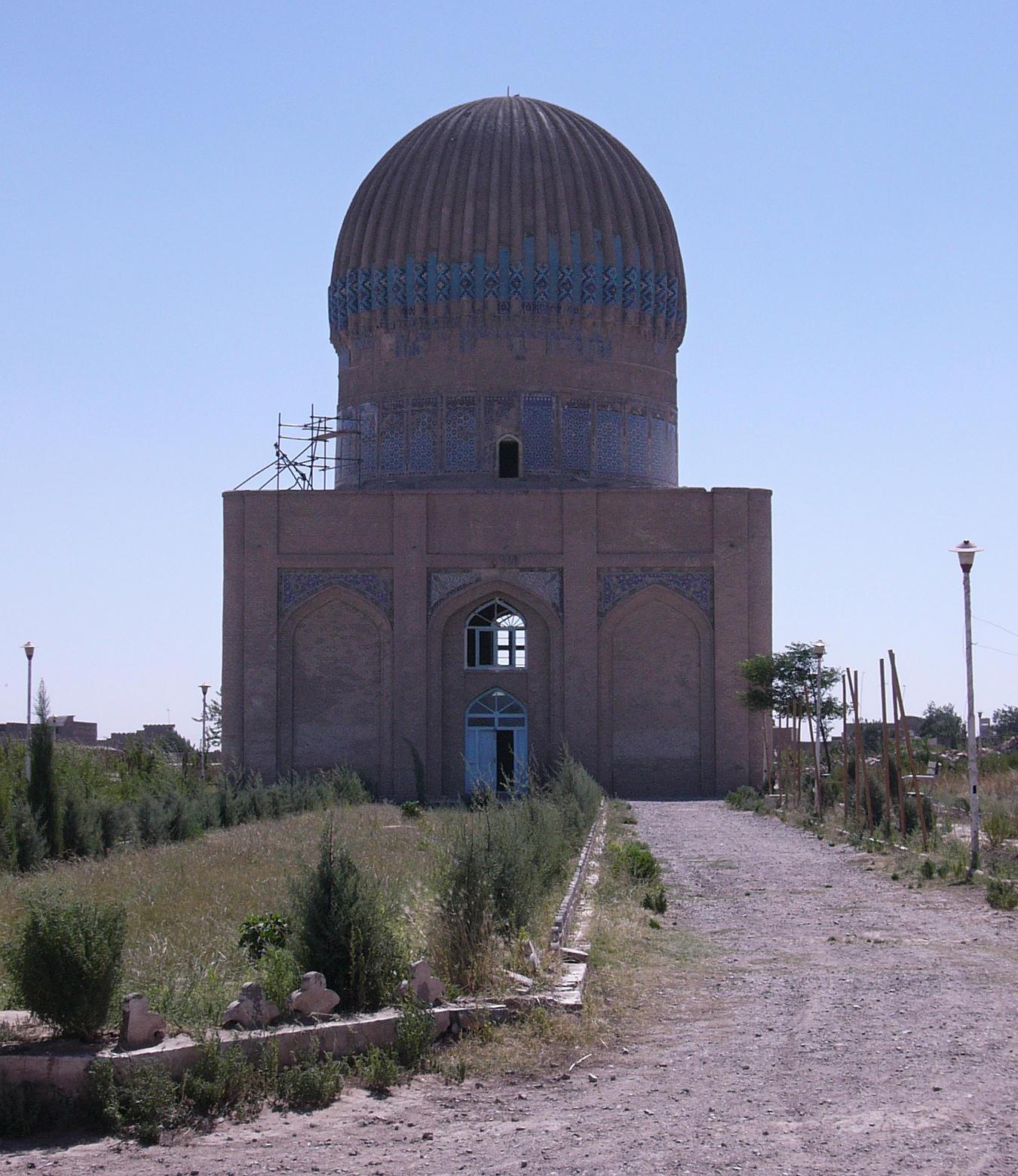 Herat_Goharshad_tomb