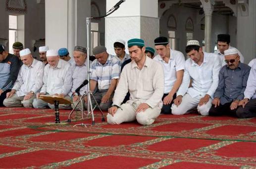 Намаз ислам картинки