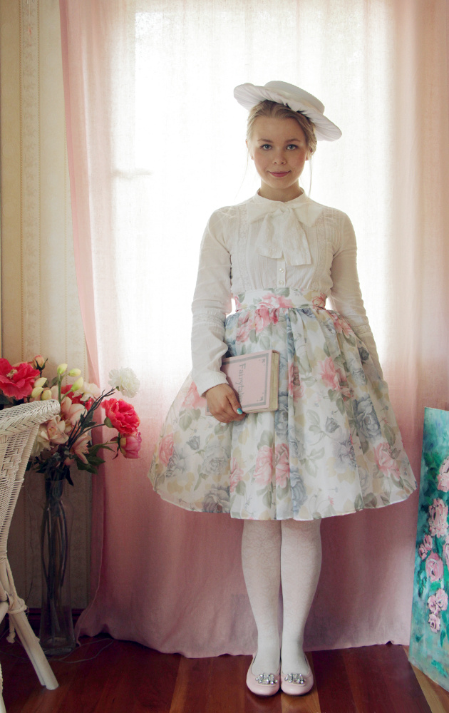 Some summer outfits - Daily Lolita Coordinates