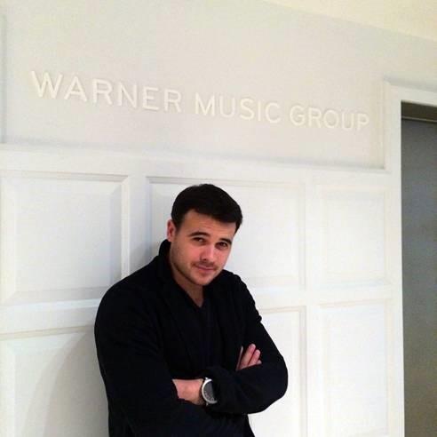 EMIN at Warner Music Group Office