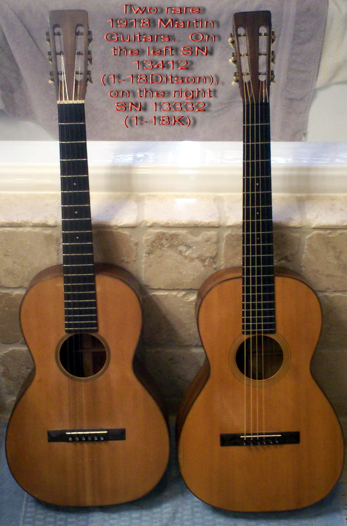 Two Unusual 1918 Martin Guitars: emkey — LiveJournal