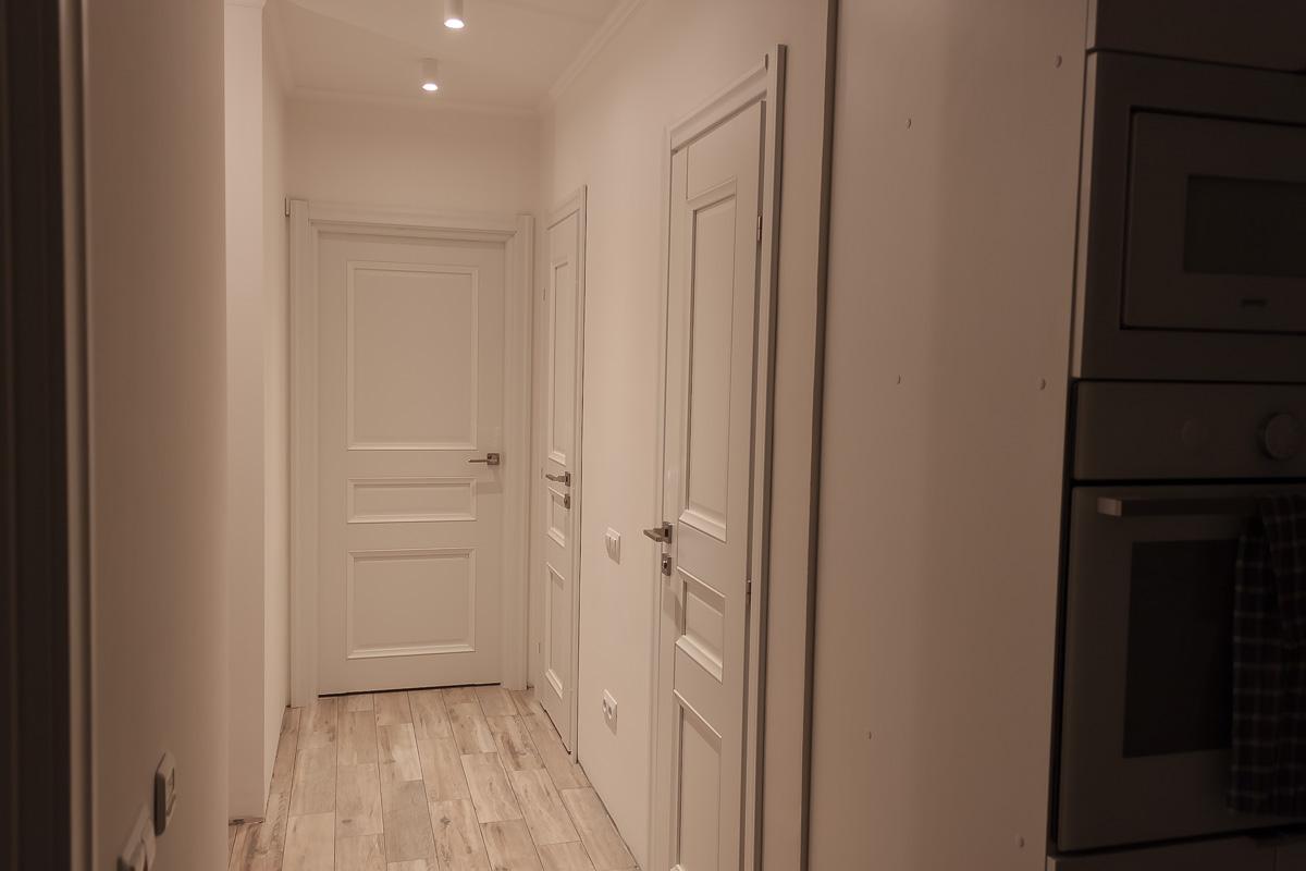 Ремонт - двери, кровать, разное