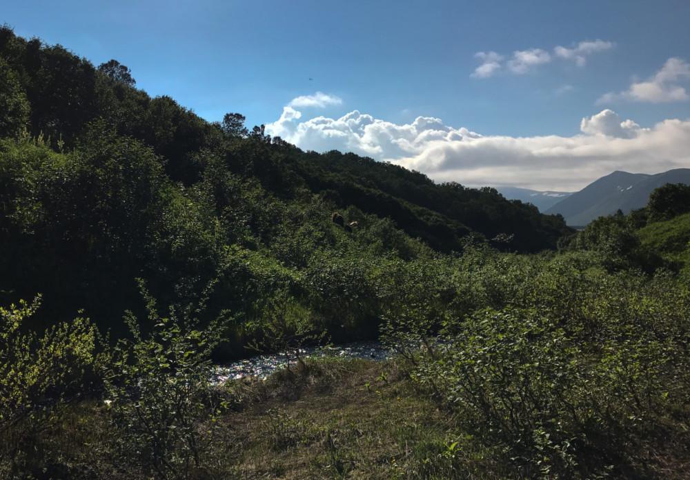 Отчет о походе на Камчатку 2017