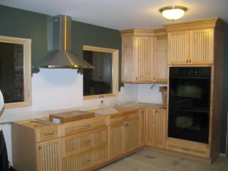 The kitchen paint color