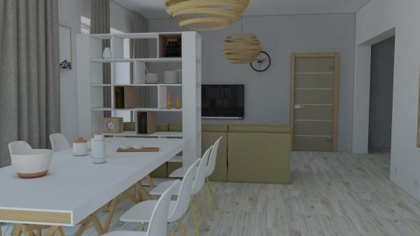 гостиная с декором-1