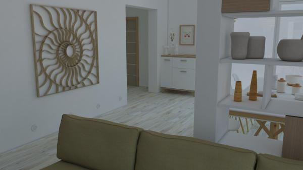 гостиная с декором-3