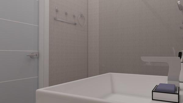 Гостевая ванная-9