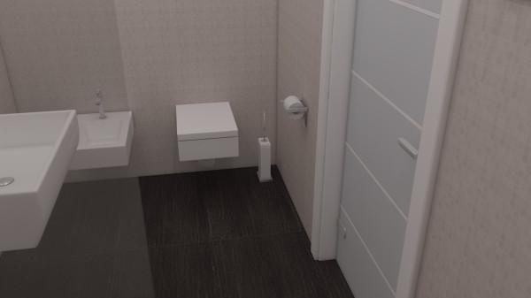 Гостевая ванная-11