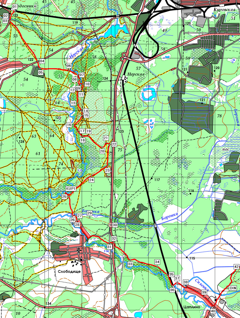 карта1