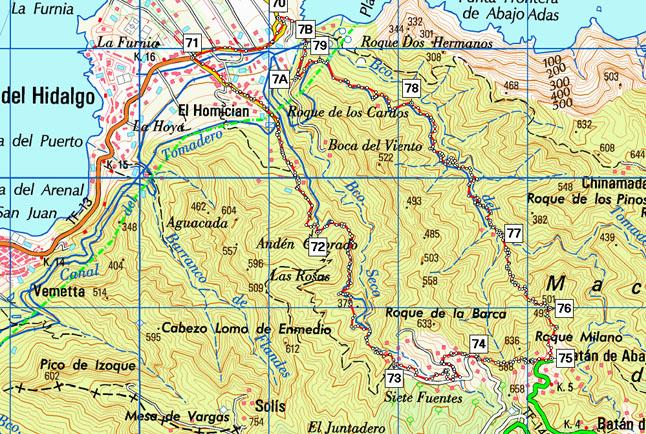 1 Punta del Hidalgo