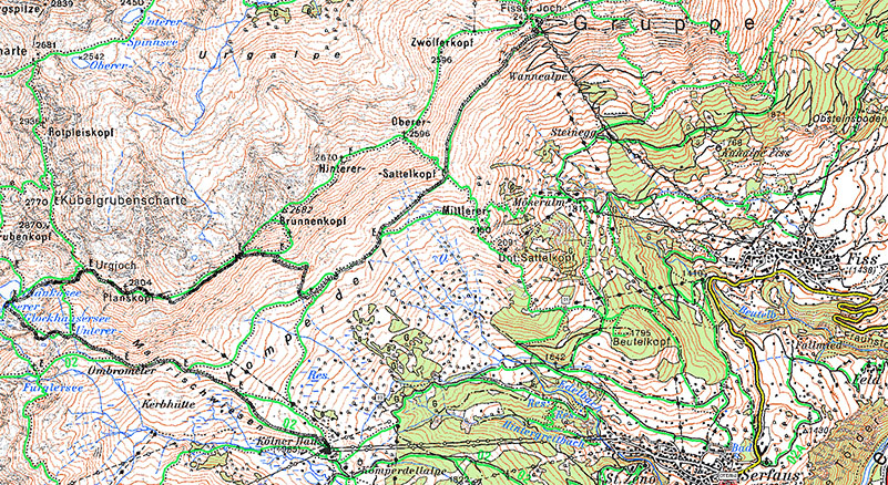 Карта 2-08
