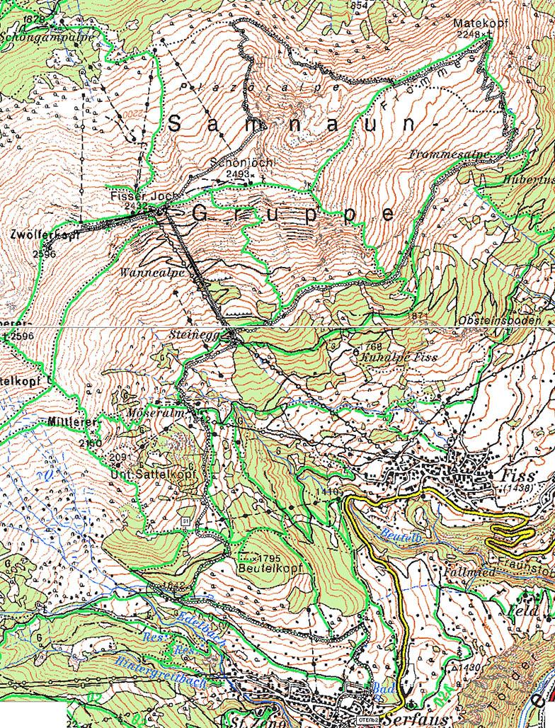 Карта 03-08