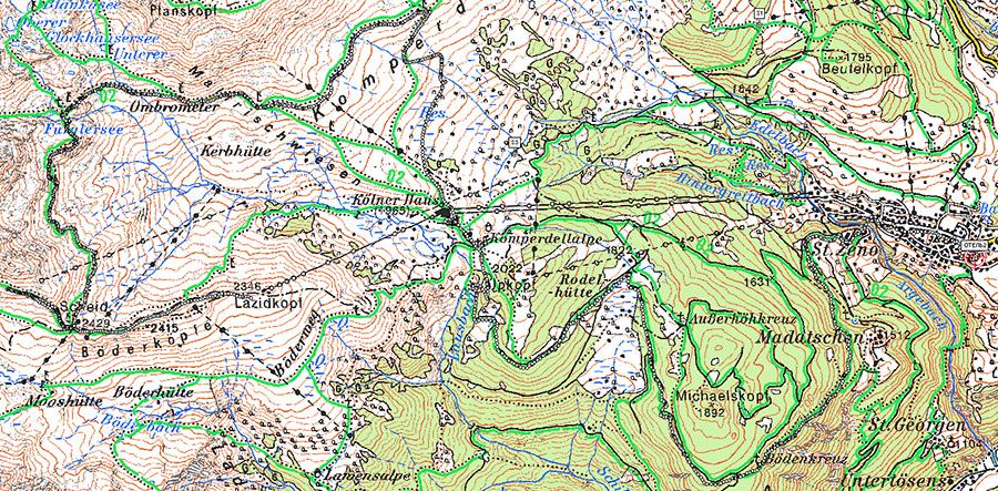 Карта 5-08
