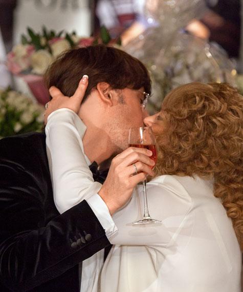 Свадьба Пугачёвой