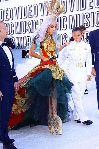 Леди Гага MTV Video Music Awards.