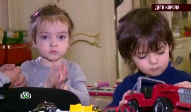 дети Киркорова