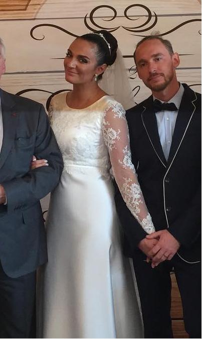 Ваенга с мужем