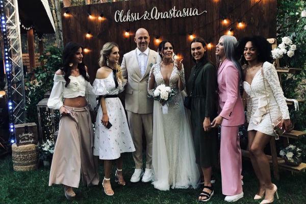 Свадьба Потапа и Насти Камеских