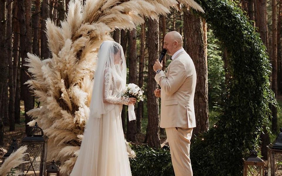 Фото свадьбы Потапа и Насти Каменских