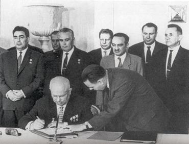 Кто сверг Хрущёва и что с ними стало